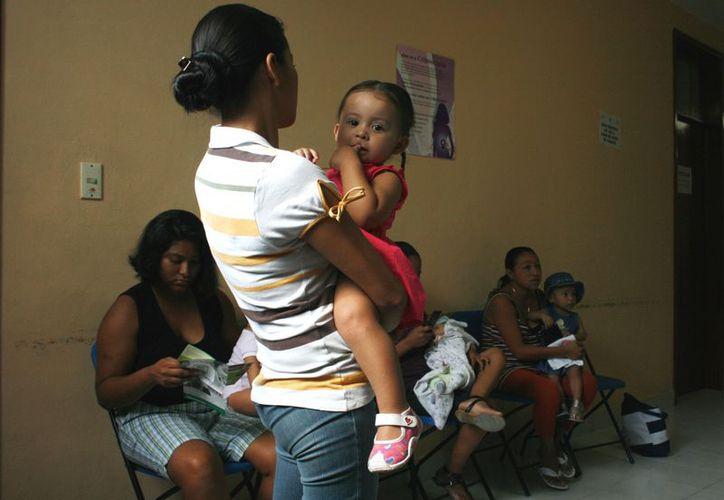 El programa de Oportunidades brinda asistencia médica, educación y alimentación. (Yenny Gaona/SIPSE)