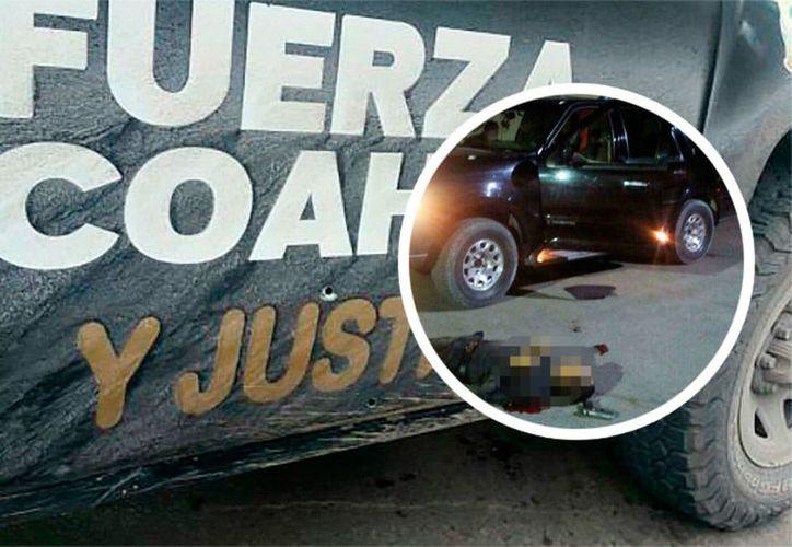 En el interior de un auto del 'Culichi' los efectivos encontraron una bolsa con 30 gramos de cristal, un cargador de arma larga y un chaleco balístico.  (Vanguardia)
