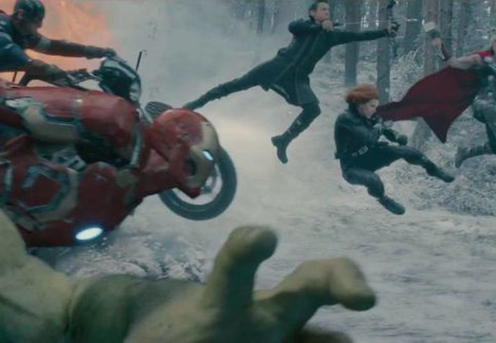 'Avengers: Era de Ultrón' llegará a los cines de América Latina el 23 de abril y el 1 de mayo lo hará en Estados Unidos. (slashfilm.com)