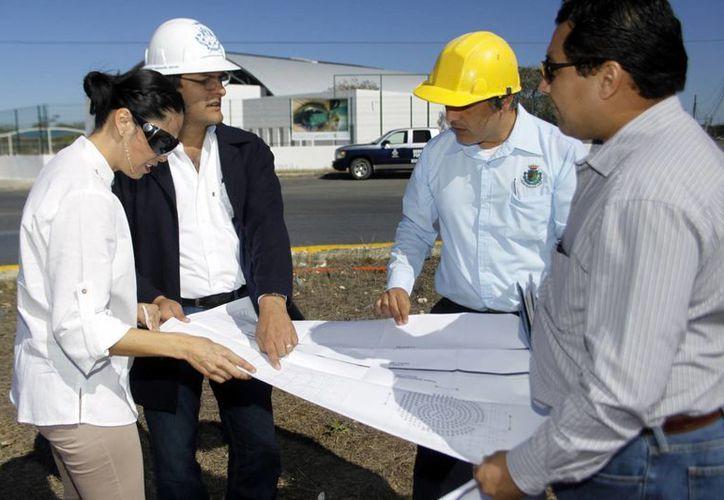Presentan proyecto integral arquitectónico para rotonda. (SIPSE)