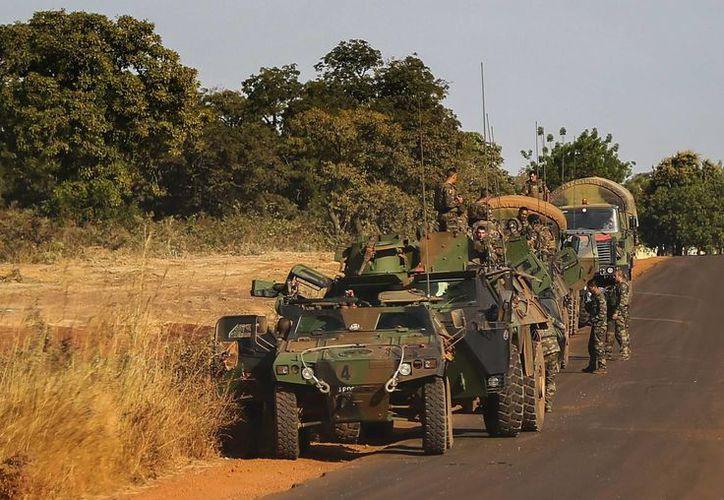 Desde el 11 de enero Francia comenzó una ofensiva militar en Malí a petición del gobierno de esa nación. (Archivo/EFE)
