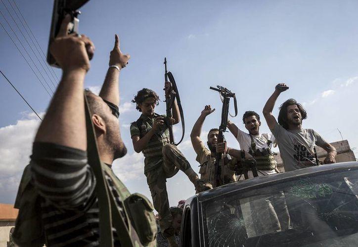 La destrucción del armamento requiere medidas adicionales de seguridad, aseguran. (Agencias)