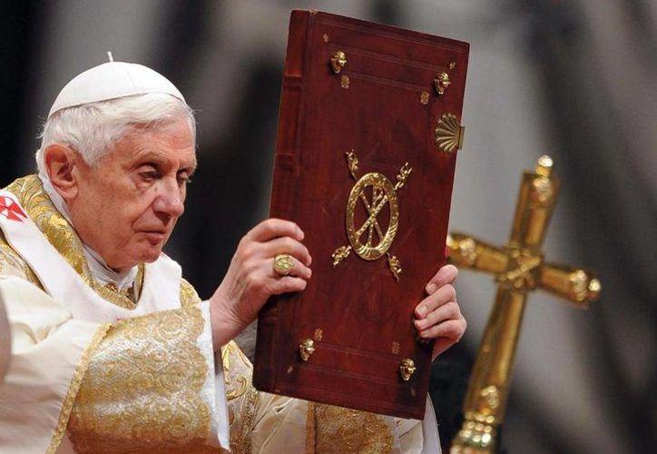 El Papa emérito Benedicto XVI reconoció que gobernar la Iglesia católica no fue su fuerte. (Archivo/Agencias)