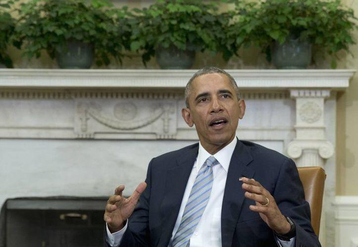 El presidente de EU, Barack Obama, anunció por medio de su cuenta de Twitter sobre la visita que realizará a Cuba el próximo mes. (Agencias)