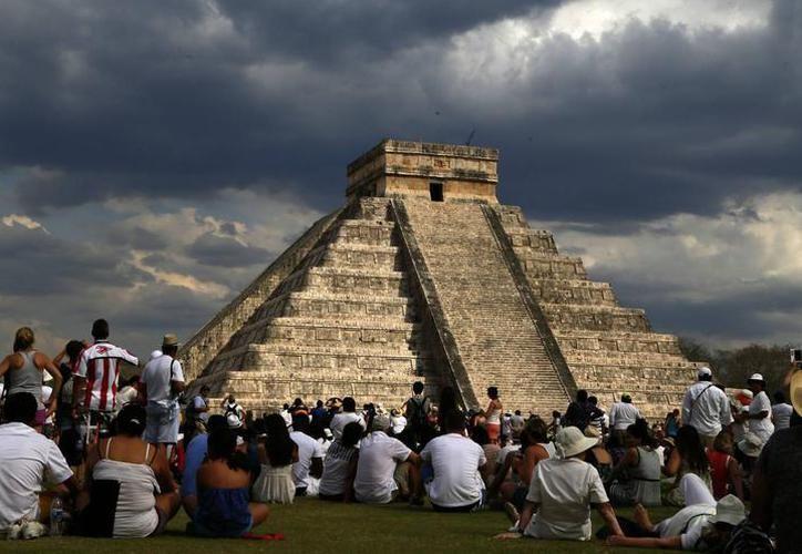 Chichén Itzá se consolidó como la segunda zona arqueológica más visitada del país, al desbancar a Tulum. (SIPSE)