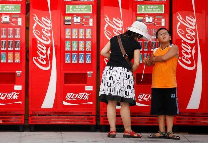 Coca Cola tiene fuerte presencia mundial. (Agencias)
