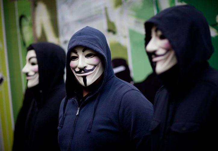 Anonymous publicó en la red 13 documentos que 'EU no quiere que el mundo vea'. (Archivo/Reuters)