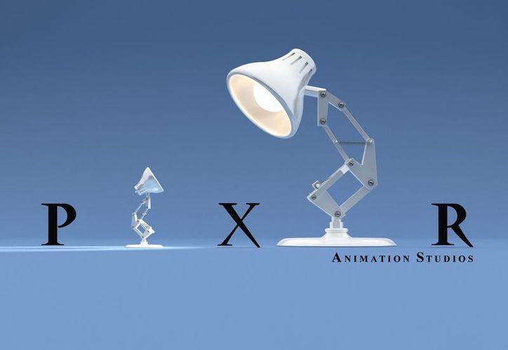 Estudiantes de Nueva Zelanda crearon un robot a semejanza de Luxo, la lámpara de Pixar (anotherfilms.blogspot.com)
