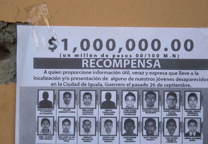 Según investigaciones de la Procuraduría de Guerrero, los jóvenes de la Normal Rural de Ayotzinapa habrían sido asesinados por Guerreros Unidos. (AP)