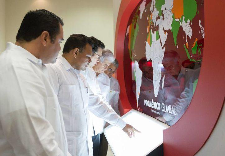 """Entre las tareas de """"ProMéxico Global"""" está impulsar la aplicación de herramientas que permitan al productores nacionales ser más competitivos. (Cortesía)"""
