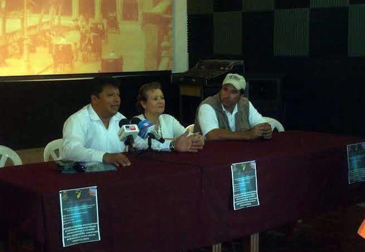 """Anuncio de """"La Voz del Inframundo"""", un concierto único. (Milenio Novedades)"""