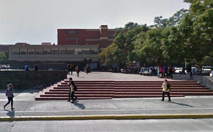 Vidal Zavala Rosas impartía clases en la Facultad de Derecho de la Universidad Nacional Autónoma de México (UNAM). (Google Maps)