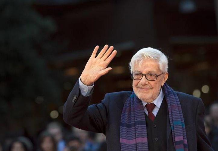 El director de cine Ettore Scola falleció este martes a los 84 años de edad. (AP)