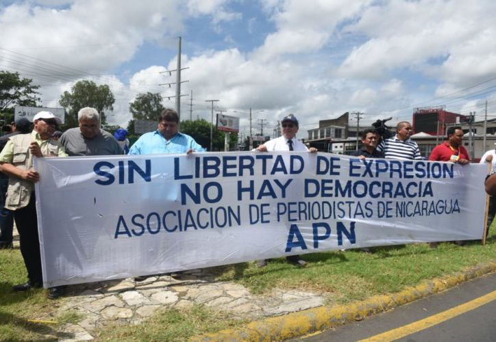 Buscan crear conciencia entre los lectores de Nicaragua, ante las agresiones contra la prensa. (Contexto)