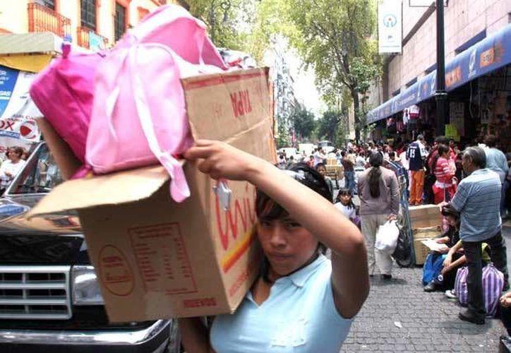 Los comerciantes aseguran que sus derechos humanos fueron violentados. (Imagen de contexto/Archivo/Notimex)