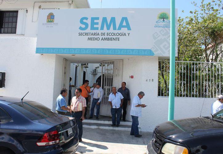 La Secretaría de Ecología y Medio Ambiente, descartó que exista un interés directo para hacer una propuesta formal. (Joel Zamora/SIPSE)