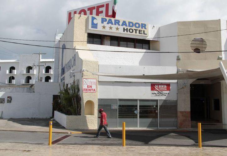 Hoteles de la zona centro de Cancún prevén ocupación entre un 70% y 80%. (Tomás Álvarez/SIPSE)