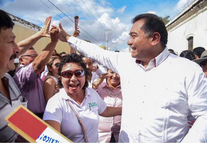 Mérida requiere una adecuada planeación económica: Víctor Caballero. (Milenio Novedades)