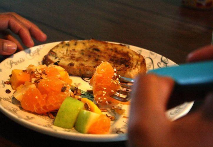 Los recursos obtenidos se canalizan para apoyar proyectos que beneficien las buenas costumbres de alimentación.  (Octavio Martínez/SIPSE)