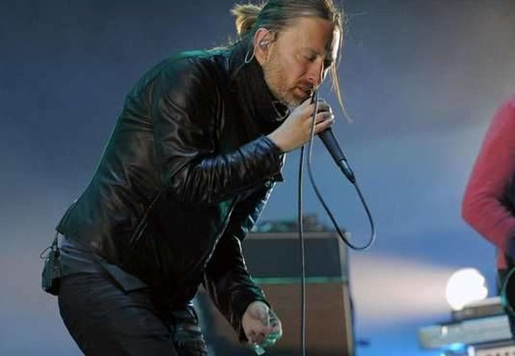 La banda Radiohead le dio una sorpresa navideña a sus seguidores: una nueva canción que originalmente fue compuesta para la última película de James Bond, pero no fue utilizada. (AP)