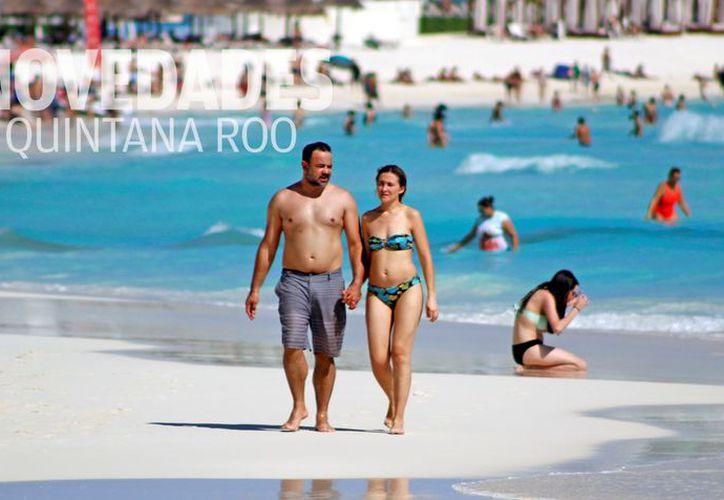 Cancún y Playa del Carmen, destacan en los destinos de playa más buscados en México. (Foto: Jesús Tijerina/SIPSE)