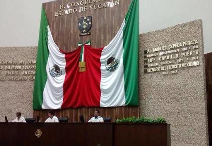 Será la Comisión de Presupuesto del Congreso yucateco la encargada de analizar la solicitud de aumento de presupuesto del Iepac e Inaip. (Twitter.com/@CongresoYucatan)
