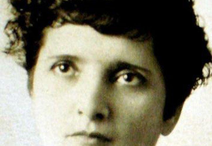 La luchadora social yucateca, Elvia Carrillo Puerto (Wikipedia)