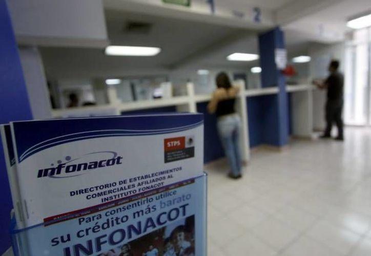 Infonacot ofrecerá los créditos a quien es hayan resultados con alguna pérdida material durante las lluvias. (Archivo/SIPSE)