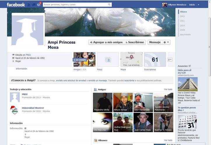 Facebook indicó que cuenta con más de 20 millones de usuarios en activo en Alemania. (Facebook)