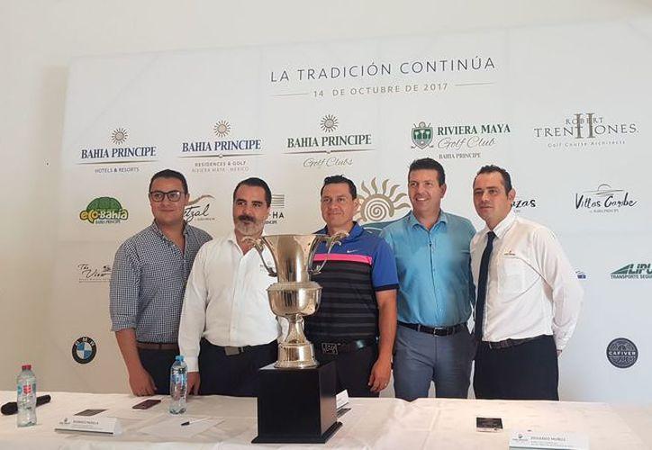 Los organizadores presentaron el evento durante una conferencia. (Raúl Caballero/SIPSE)