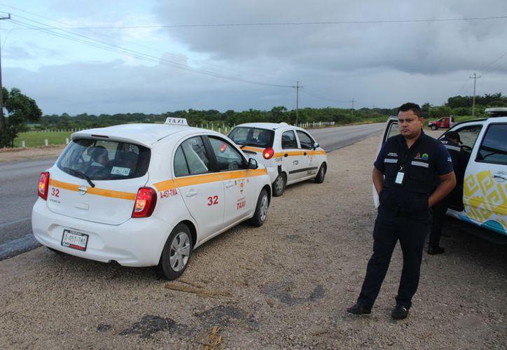 El funcionario señaló que este tipo de operativos seguirán en la próxima mitad del año en diversas zonas de la geografía del estado. (Carlos Castillo/SIPSE)
