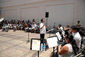 La Fiesta de la Música en las calles de Mérida