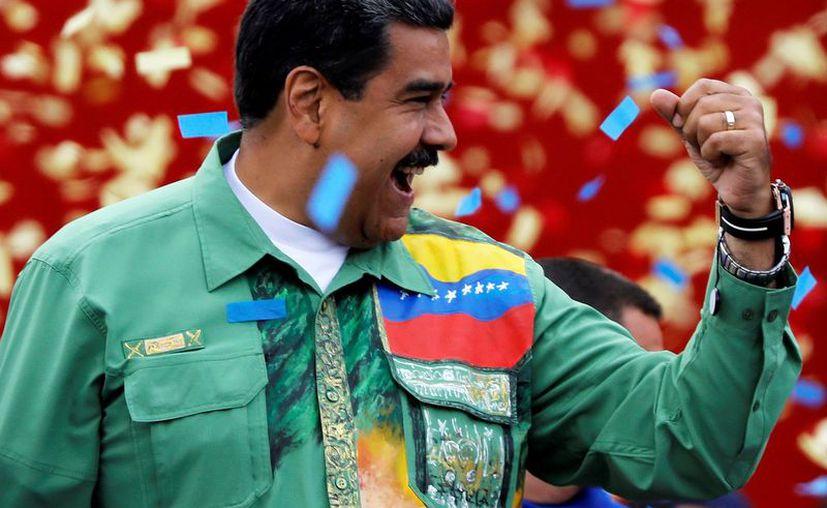 Salió reelecto Nicolás Maduro tras elecciones presidenciales. (Foto: CDN)