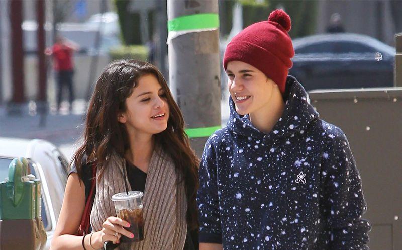 Aseguran que Selena Gomez y Justin Bieber se dieron un tiempo