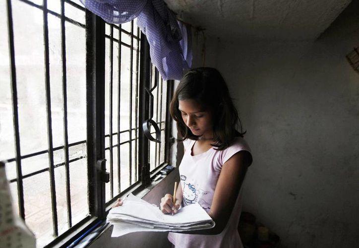 Sushma completó la escuela secundaria a los 7 años y obtuvo su primer título en la enseñanza superior a los 13 años. (Agencias)