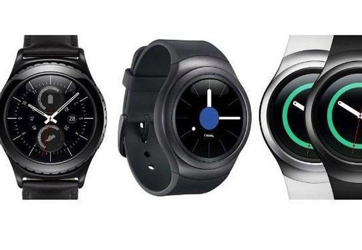 El primer smartwatch Gear S2 de Samsung será presentado el próximo 3 de septiembre en la  feria tecnológica IFA. (Samsung)