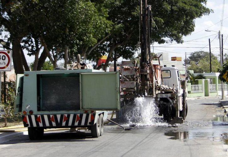 Los trabajos se realizarán en distintos puntos de Mérida. (Milenio Novedades)