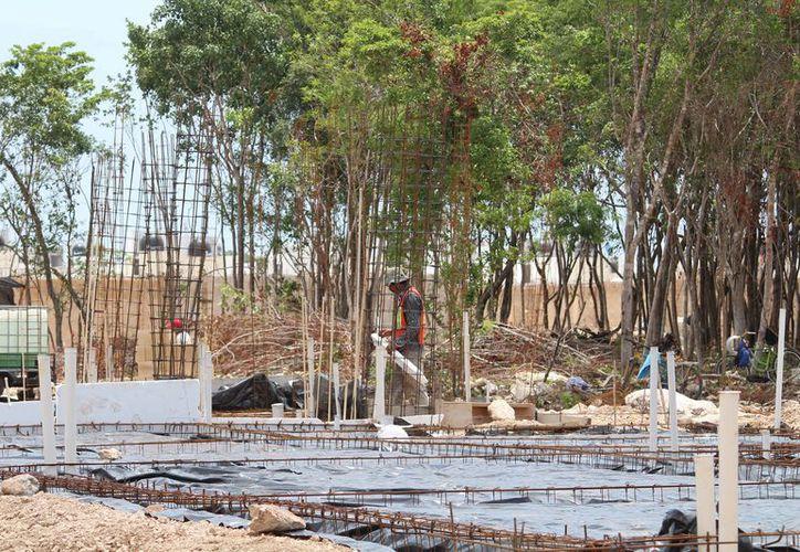 El proyecto crearía 200 empleos en lo que dure la construcción. (Octavio Martínez/SIPSE)