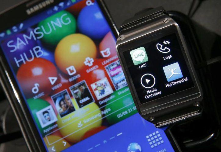 El 'smartwatch' será compatible con la serie de tablets y smartphones Galaxy.
