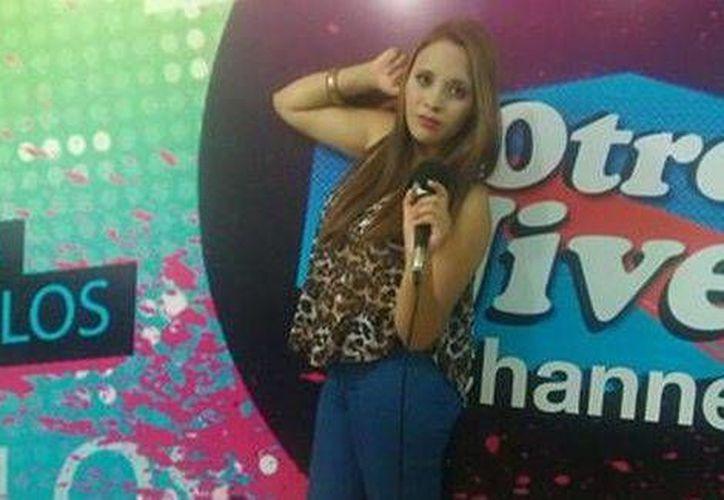 Maritza Villar era conductora del programa Retro Nivel, que se transmite por internet en el medio Otro Nivel Chanel. (Foto: especial)