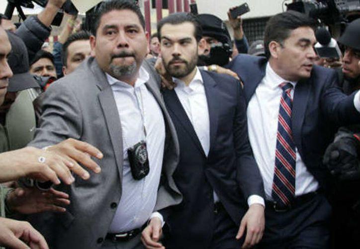 En enero fue trasladado al Centro Federal de Readaptación Psicosocial, en Morelos, por supuestos problemas de salud. (Contexto/Internet )
