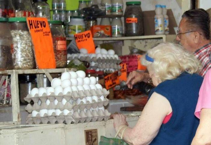 Ya se toman medidas para evitar afectaciones a la producción nacional de huevo. (SIPSE/Foto de archivo)
