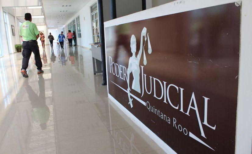 El tema ya fue planeado al Pleno del Tribunal para su análisis y aprobación y después enviarlos al Poder Legislativo. (Joel Zamora/SIPSE)