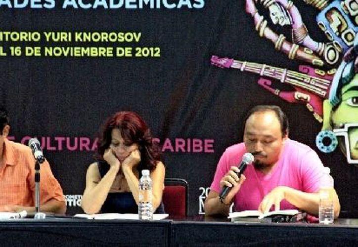 El programa forma parte de las actividades organizadas dentro del marco del Festival de Cultura del Caribe 2012. (Redacción/SIPSE)