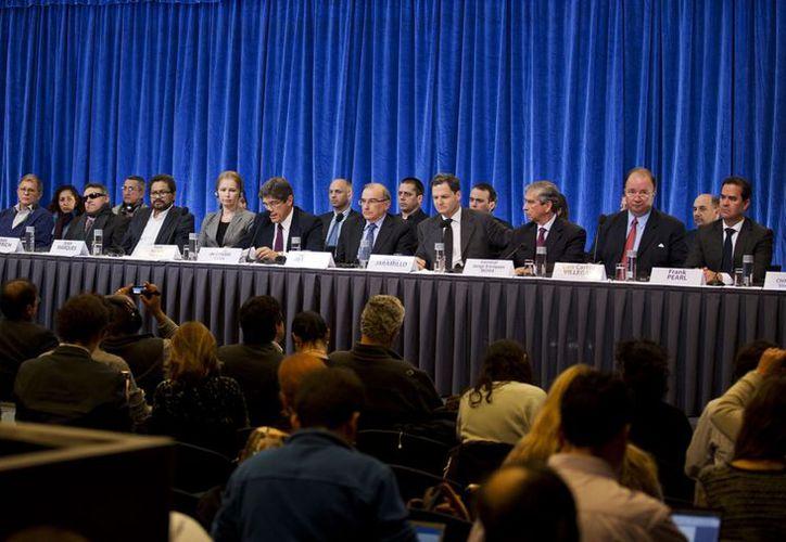 En Noruega, ambas partes acordaron detalles de la reunión que comenzará mañana en Cuba. (Archivo/Agencias)