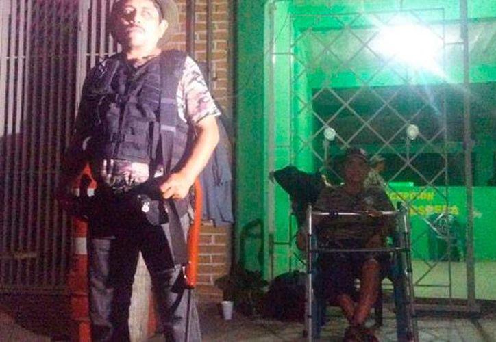 Enfrentamiento entre policías comunitarios de Guerrero dejó como saldo 4 muertos, un número desconocido de desaparecidos y varios 'rehénes'. (Milenio Digital)