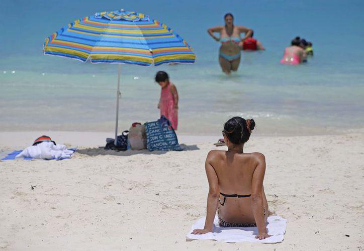 Basándose en las reservaciones para los meses del verano, se espera una alta afluencia. (Foto: Jesús Tijerina/SIPSE)