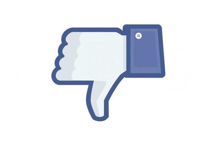 """El """"No me gusta"""" se agregará próximamente a las reacciones de Facebook. (Peru.com)"""