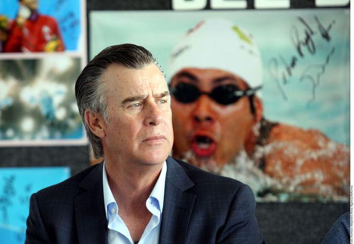 Carlos Andrade Garín informó que la deuda se mantiene en 399 millones de pesos. (Agencia Reforma)