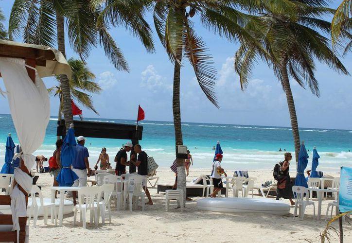 Tulum asistirá este mes por primera vez a la Feria Nacional de Pueblos Mágicos. (Sara Cauich/SIPSE)